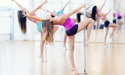 ADULTS POLE FITNESS